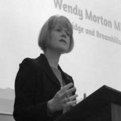 Wendy Morton - Meet the Team - The James Brindley Foundation